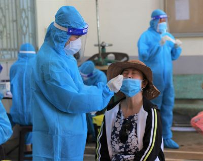 Bộ Y tế hướng dẫn an toàn phòng chống dịch Covid-19 đối với lực lượng tham gia hỗ trợ công tác chống dịch